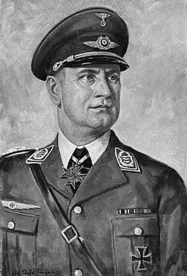 Начальник Управления личного состава Бруно Лёрцер
