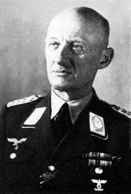 Командир 4-й авиаполевой дивизии Вильгельм Фёльк
