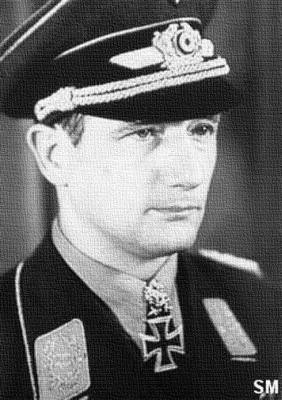 Командир 77-й истребительной эскадры подполковник Гордон Голлоб