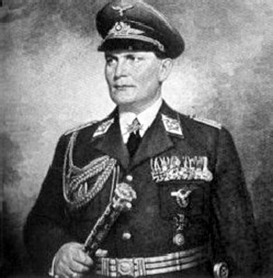 Парадный портрет рейхсмаршала Германа Геринга
