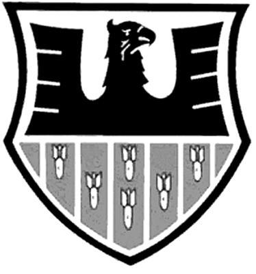 Эмблема 6-й бомбардировочной эскадры