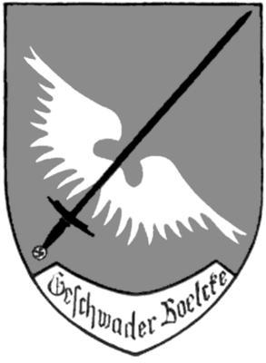 Эмблема 4-й группы 27-й бомбардировочной эскадры