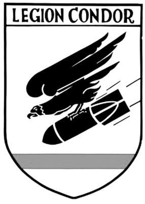 Эмблема 2-й группы 53-й бомбаридровочной эскадры