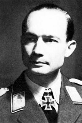 Командир 2-й группы 55-й бомбордировочной эскадры Фридрих Клесс