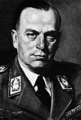Командир 3-й группы 158-й бомбардировочной эскадры Вернер Цех