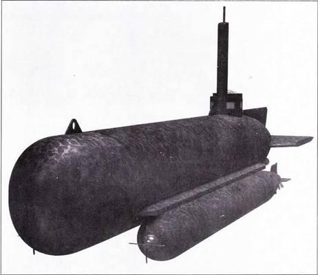 Сверхмалая подводная лодка Molch.