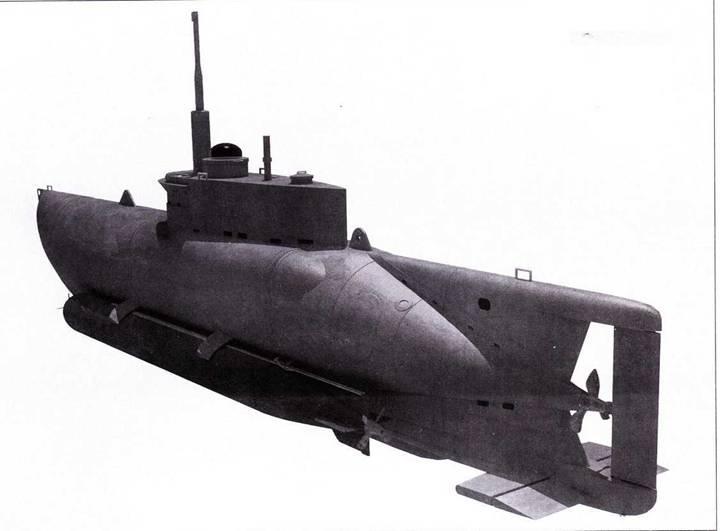 XXVII B5 Seehund