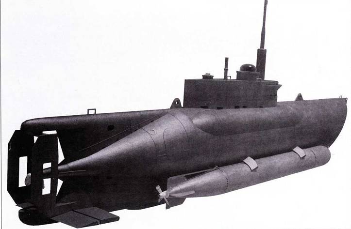Тип XXVIIA (Hecht — пика)