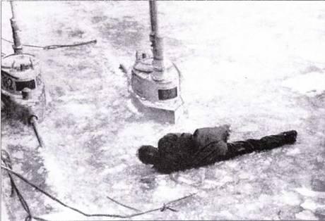 Трагический финал операции сверхмалых подводных лодок типа Biber (ночь с 22 на 23 декабря 1944г.).