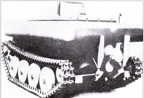 Elite (утки)— небольшая амфибии, спроектированной на основе всем известного «Голиафа». Обе машинка, что на снимках, принадлежат pi.Lehr.Btl.I, снимок сделан осенью 1941г. в районе Волхова на Восточном фронте.