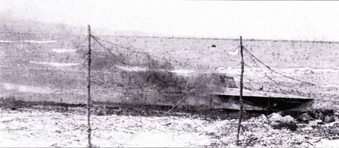 Небольшой торпедный катер Schneiderboot (а кригсмарине — Kobra). Два прототипа поступили в 4.s.Kjg.Kp. Kjg.Abt.Brdbg. Катера получили сильные повреждения в результате шторма и были подорваны своими экипажами в Бизерте в мае 1943г.