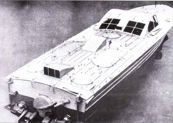 Итальянский малый торпедный катер S.M.A.