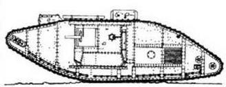 """Следующий номер """"Бронеколлекции"""": монография """"Сухопутные корабли """" (Английские тяжелые танки Первой мировой войны)"""