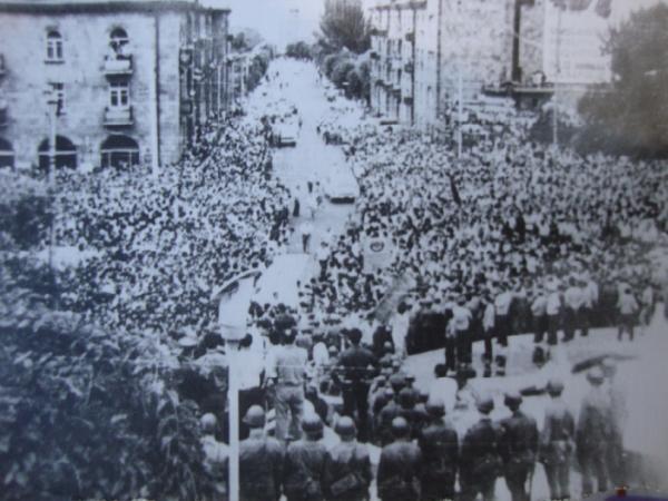 Нагорный Карабах в 1989–1992 годах