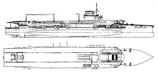 Авианосец «Глориес»