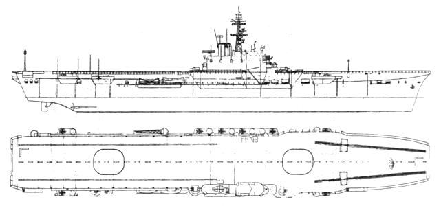 Легкий авианосец «Кентаур»