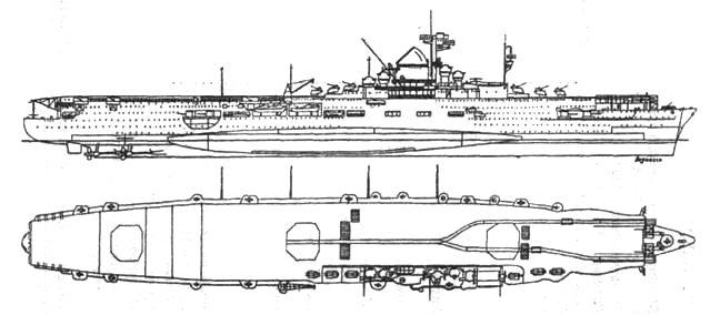 Авианосец «Граф Цеппелин»