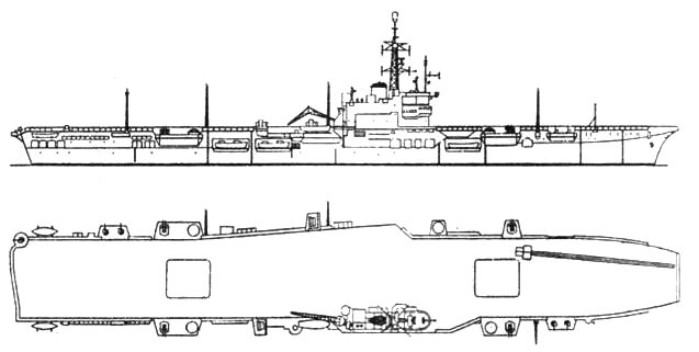 Легкий авианосец «Викрант»