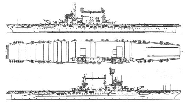 Авианосец «Саратога»