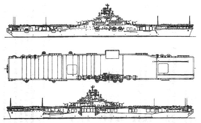 Авианосец типа «Эссекс»