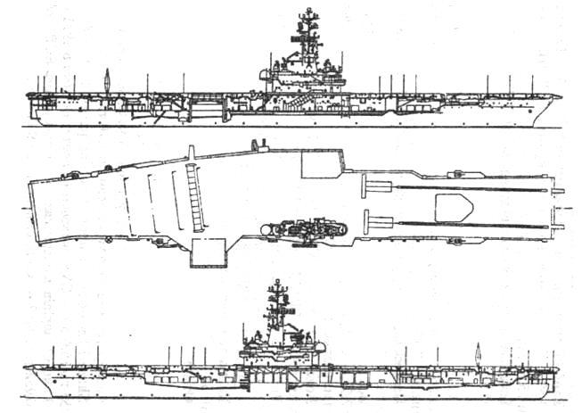 Авианосец «Орискани», модернизация по программе SCB-27A