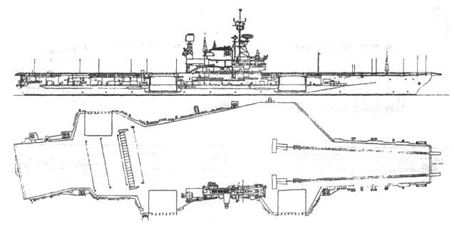 Авианосец «Мидуэй», модернизация по программе SCB-101