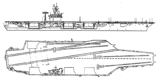 Атомный авианосец «Нимиц»