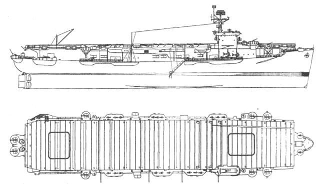 Эскортный авианосец «Боуг»