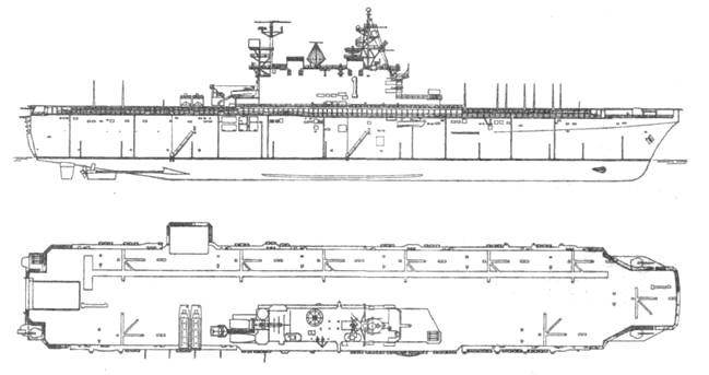 Универсальный десантный корабль « Тарава»