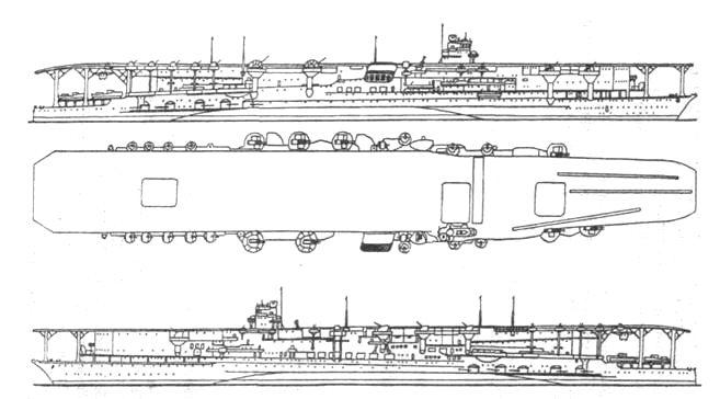 Авианосец «Кага»