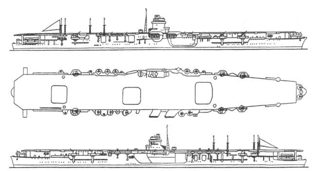 Авианосец «Хирю»