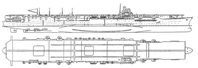 Авианосец «Сёкаку»