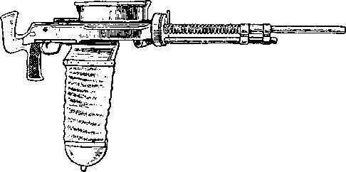 Авиационный турельный пулемет системы Дегтярева образца 1928г.