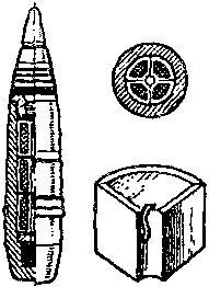76-мм зажигательный сегментный снаряд.