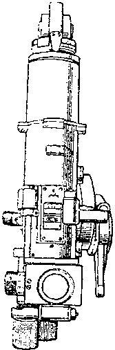 Панорамный танковый прицел ПТ-1.