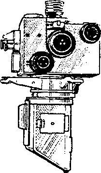 Синхронный бомбоприцел ПС-1.