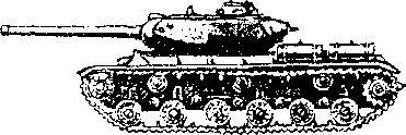 Советский танк КВ-8