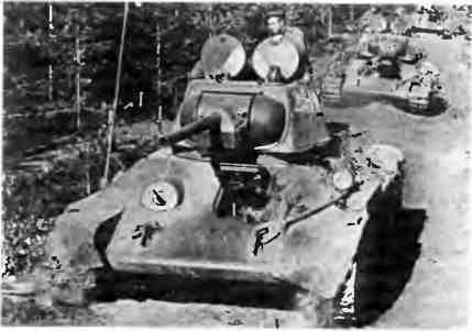 Т-34 — лучший танк Второй мировой войны
