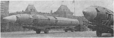 Советские трехступенчатые ракеты, родные сестры тех, которые выводили на орбиты космические корабли «Восток».