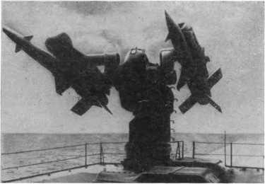 Советские ракетчики на страже нашей Родины. Любая наша ракета с корабельной пусковой установки точно поразит цель.