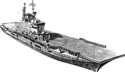 Итальянский авианесущий крейсер «Гарибальди