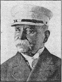 Граф Фердинанд Цеппелин.