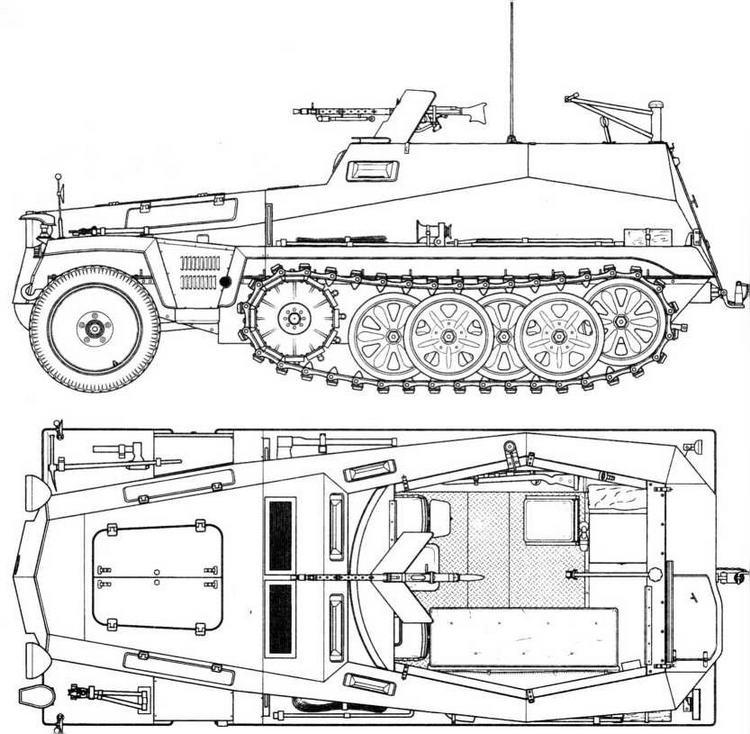 Sd.Kfz.250/1 Alt