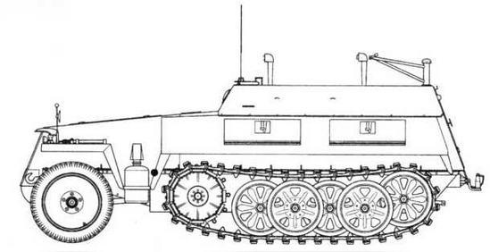 Sd.Kfz.250/12