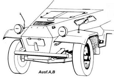 Характерные отличия в конструкции бронетранспортеров