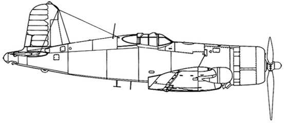 F4U-2 – вид первых 32 машин