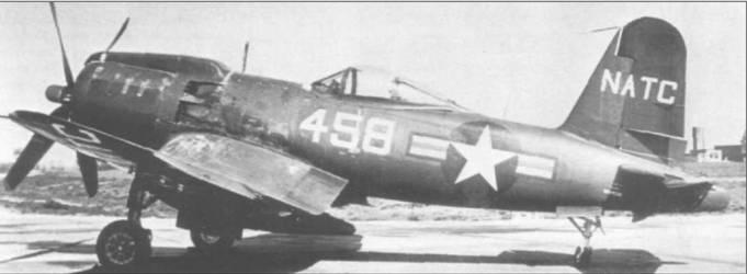 F2G-1 (BuNo 88458) – последний из пяти серийных «Супер Корсаров» в 1947 году прошел обширные испытания в Патуксент Ривер, Мэриленд. Самолет был оснащен мотором Пратт Уитни R-4360 «Уосп Мэйджор» мощностью 3000 л.с. В носовой части этого «Корсара» установлен удлиненный воздухозаборник карбюратора.