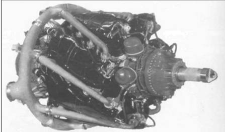 Силовая установка F2G – мотор воздушного охлаждения Пратт Уитни R-4360 «Уосп Мейджор».