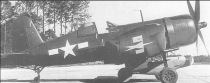 F4U-4 (BuNo 80779) в октябре 1946 года использовался для испытаний ракеты ВАТ и хотя тесты прошли успешно, ракета никогда не поступала на вооружение.
