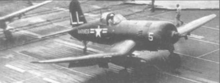 Полковник Моблей готовится к взлету на F4U-5P (BuNo 122020) из HEDRON-2 с палубы авианосца «Франклин Д. Рузвельт», 20 июля 1957 года. «Корсар» сфотографирован во время квалификационных полетов с палубы, обычно машина базировалась в Черри Пойнт, Северная Каролина,